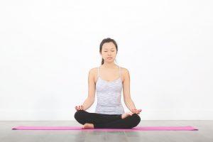Stretching meditation